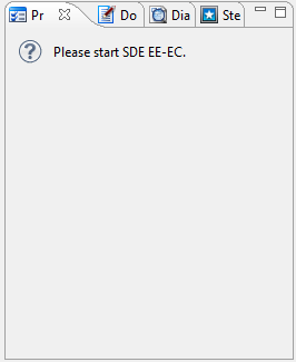 You are asked to open SDE-EC