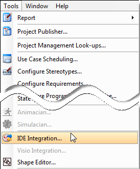 Launch IDE Integration