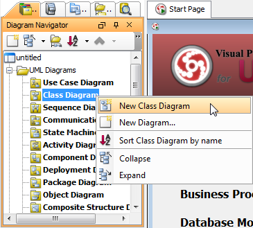 how to draw sequence diagram in visual paradigm