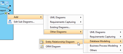 03 - select to create an entity relationship diagram