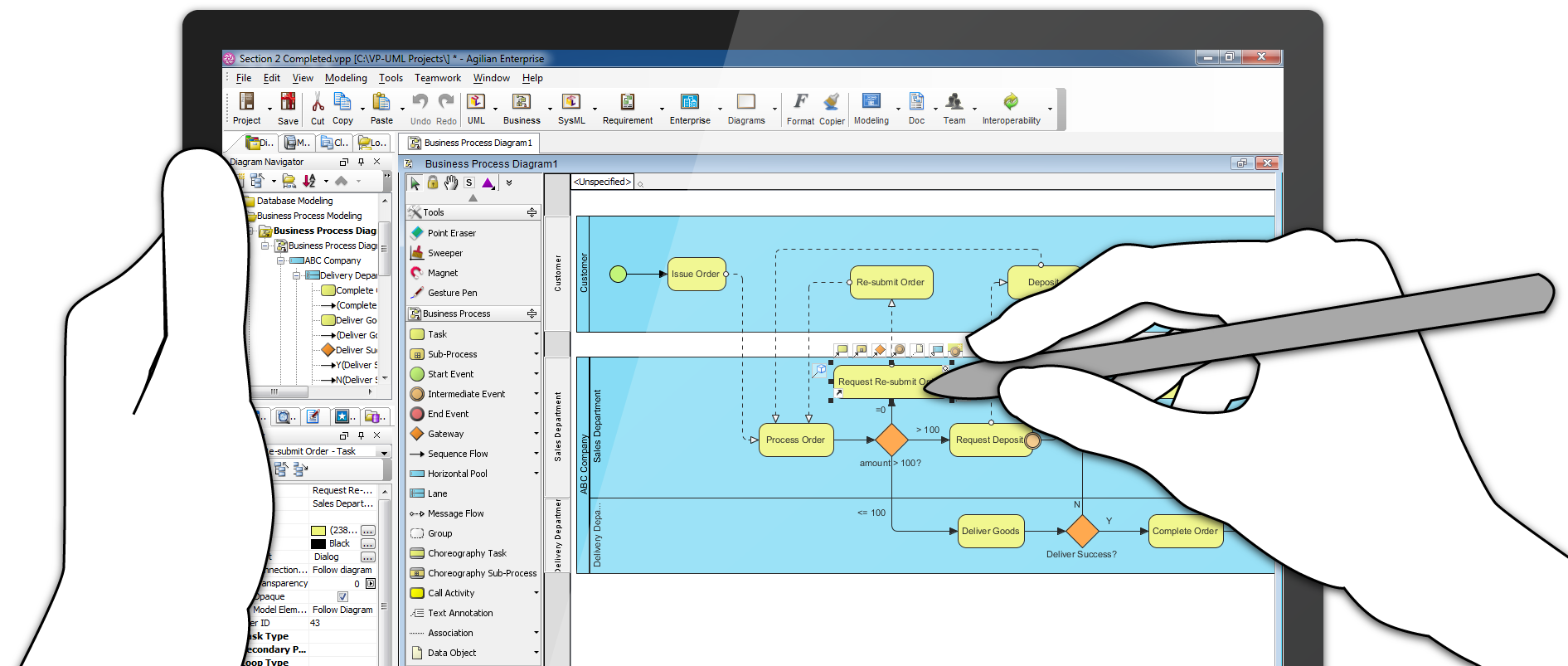 Business Process Modeling Archives - Visual Paradigm Know-how