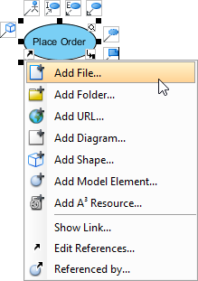 Add a file reference