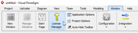 Open License Manager