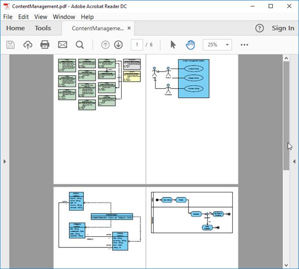 how to upload a single pdf file