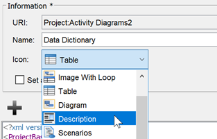 How To Create Data Dictionary Report Visual Paradigm Know How